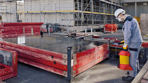 Прозрачный бетон технология