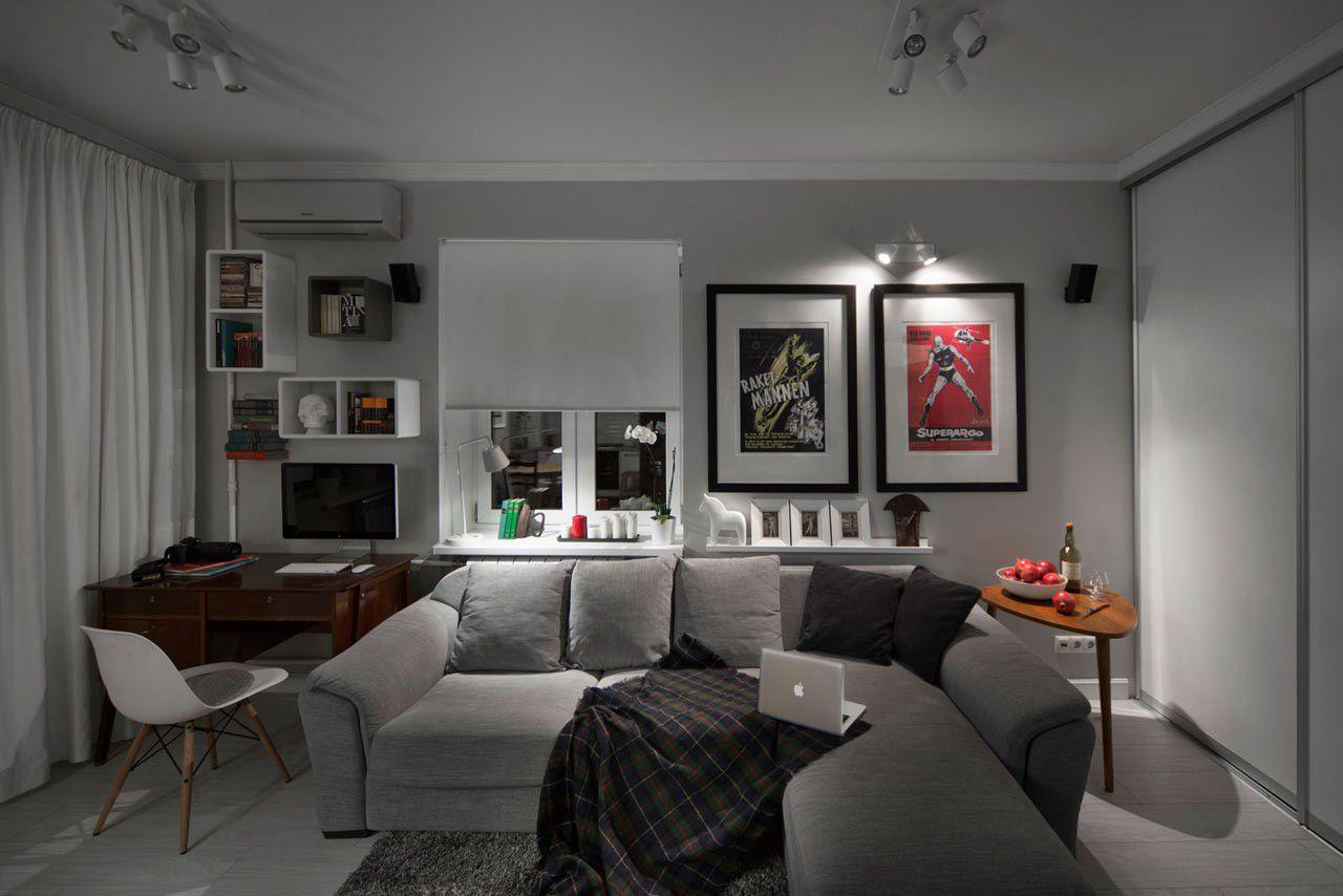 Дизайн квартиры чешский проект