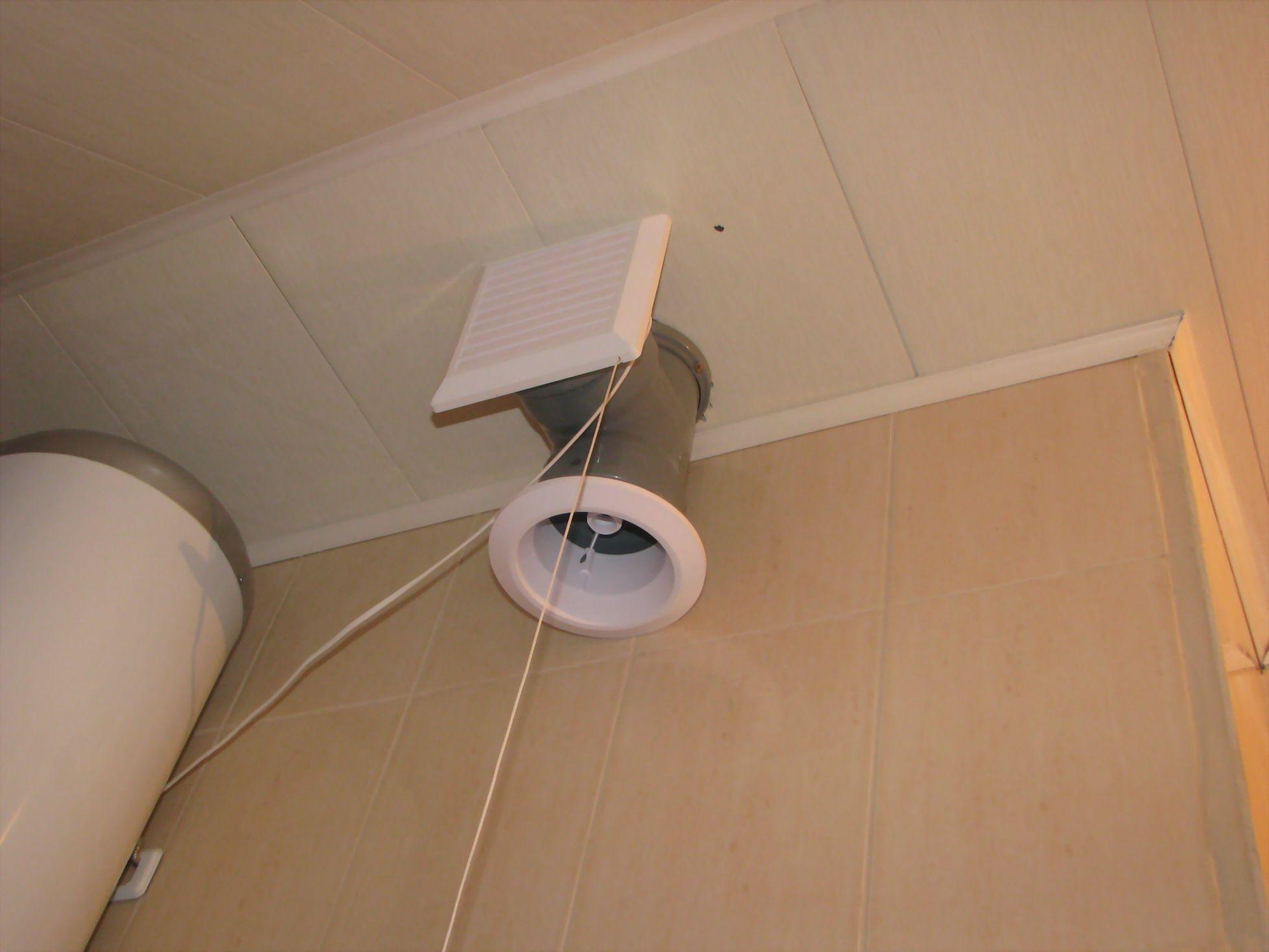 Вентиляция в комнате: необходимость, нюансы работы 51