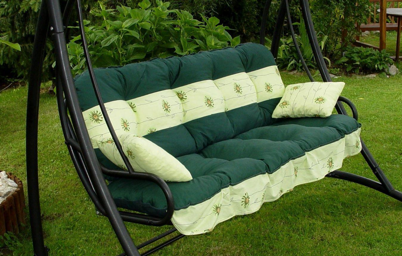 Качественный матрас для садовых качелей обеспечит комфортный отдых 59