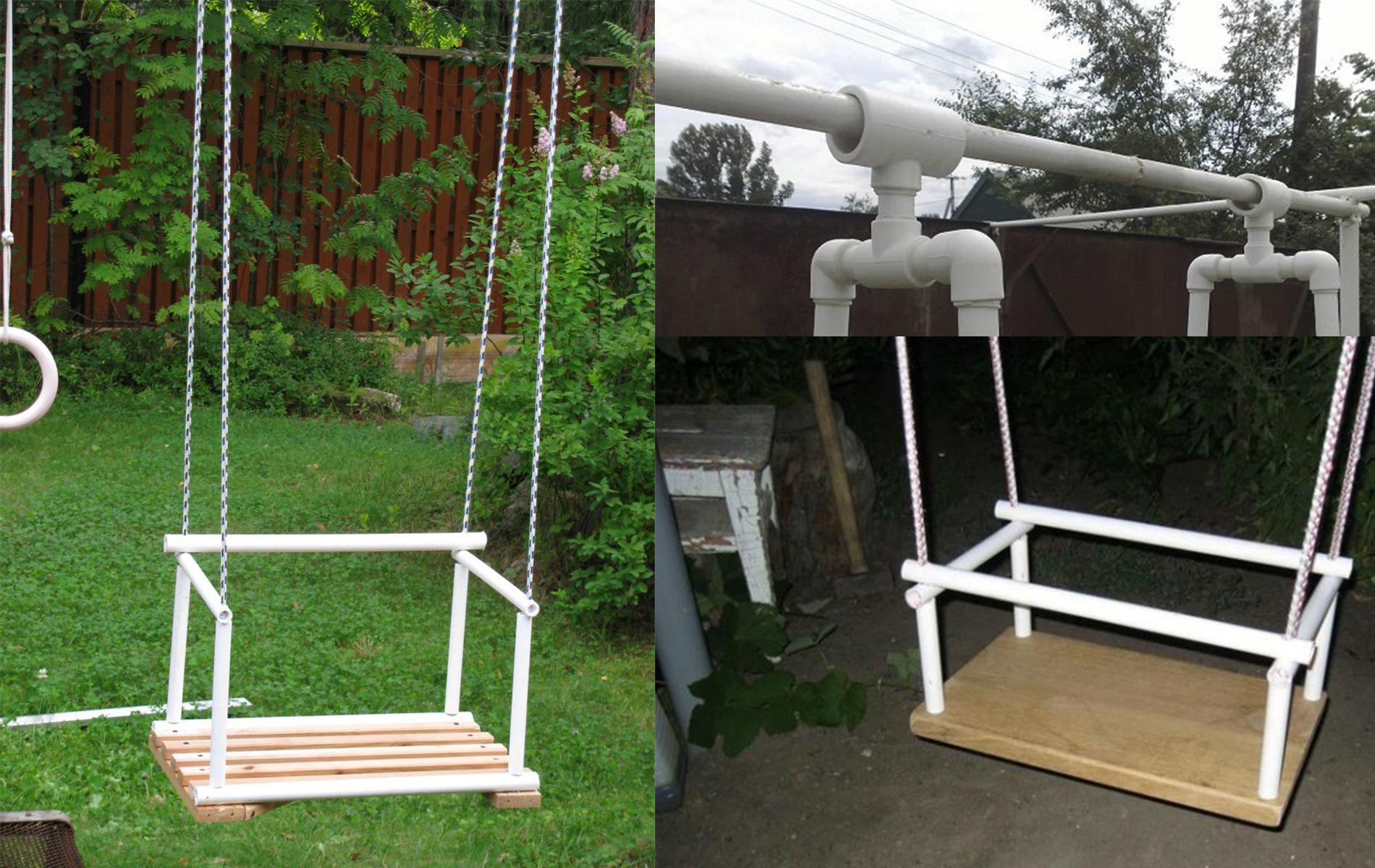 Поделки из пластиковых труб - более 30 фото-идей для дома и дачи 72
