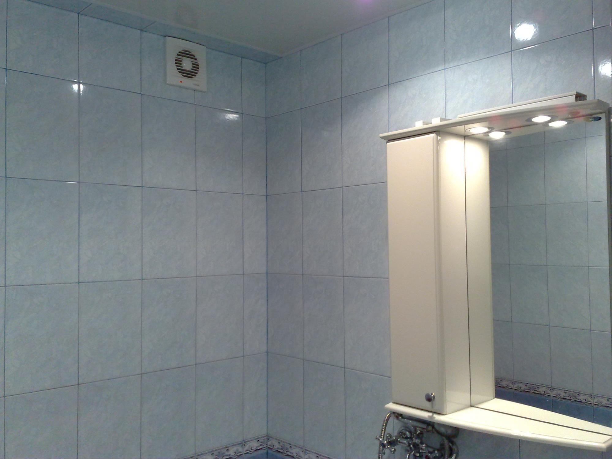 Как сделать вытяжку в ванной комнате в квартире8