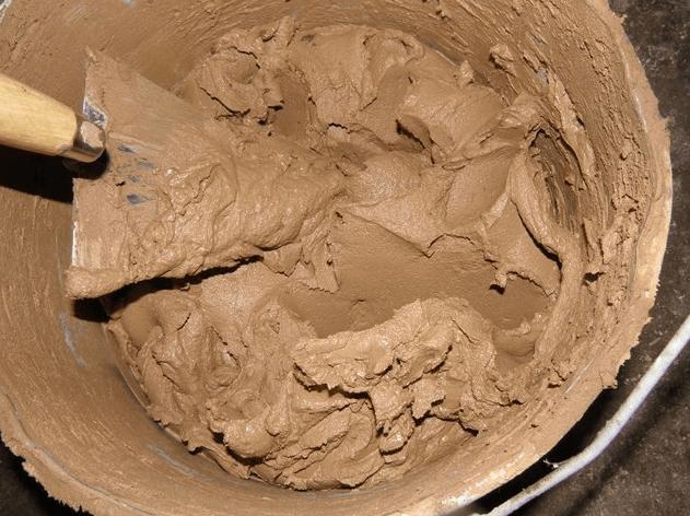 Состав шамотной глины своими руками 39