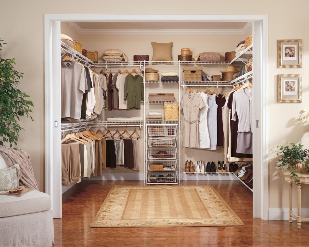 Как сделать гардеробную: планировка и наполнение 84