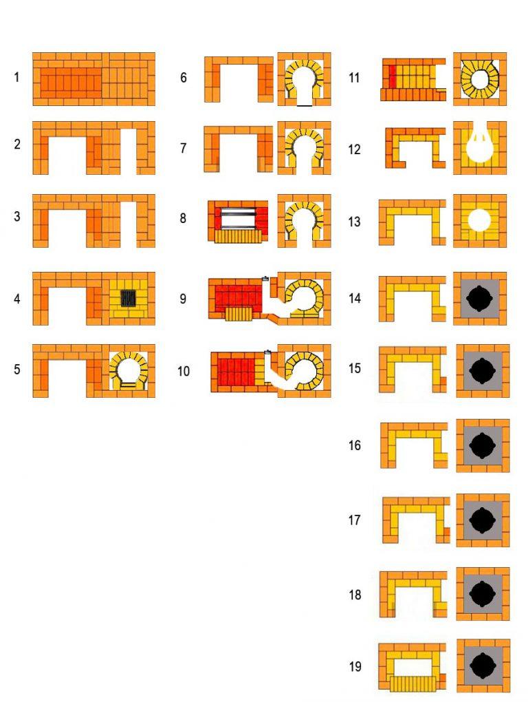 Белорусские узоры вышивка крестиком схемы 60
