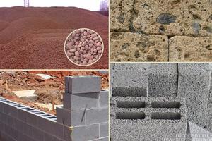 Керамзитобетон состав 1 м3 бетона стена