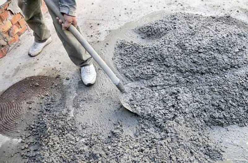 Бетон погуще заказать бетон в гомеле