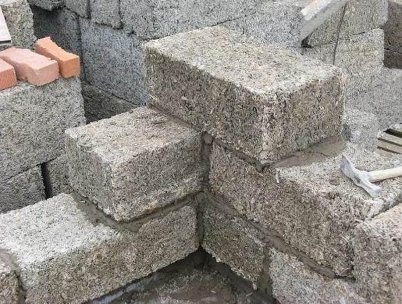 блоки в домашних условиях