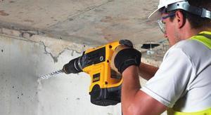 Почему дрель не сверлит бетон