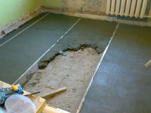 Техника заливки бетона