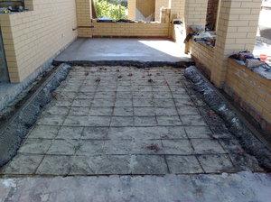 Как делать бетонную стяжку