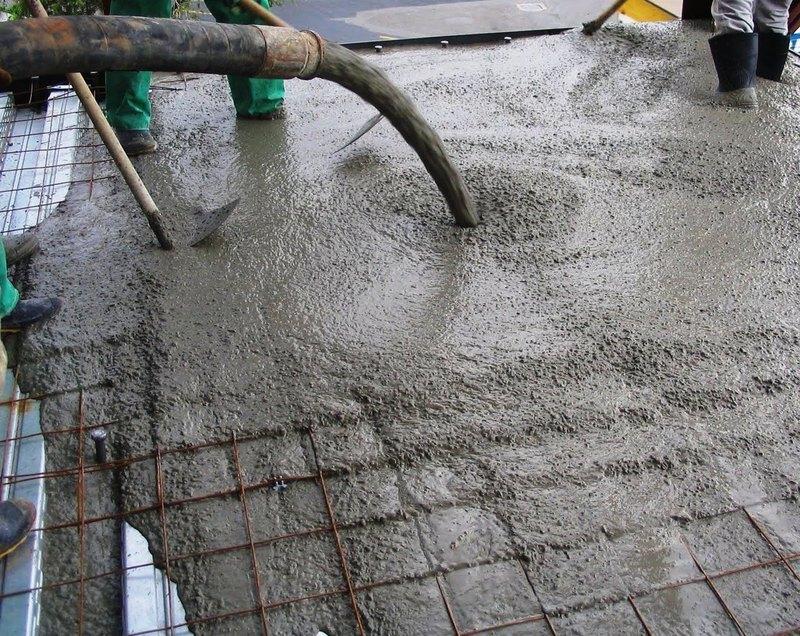 Бетонные смеси сухие свойства заполнители бетоны