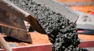 При какой температуре греют бетон