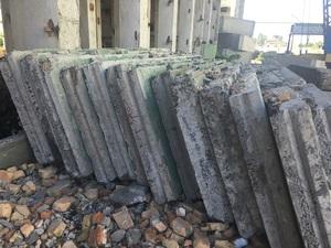 размер стеновых панелей из керамзитобетона