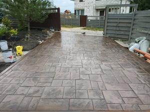 Оттиск бетон мирастрой бетон щелково