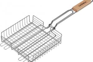 Решетка гриль для мангала и барбекю – классификация и как сделать своими руками