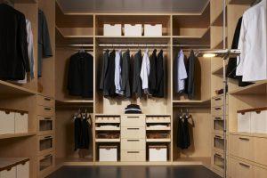 Гардеробные комнаты: дизайн проекты, фото, как сделать в маленькой комнате своими руками из кладовки, планировка и наполнение