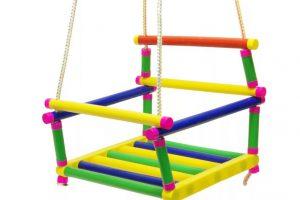 Качели из труб ПВХ для детей и взрослых – о материале и разновидности качелей