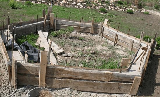 Беседки на бетоне бетон пермь доставка