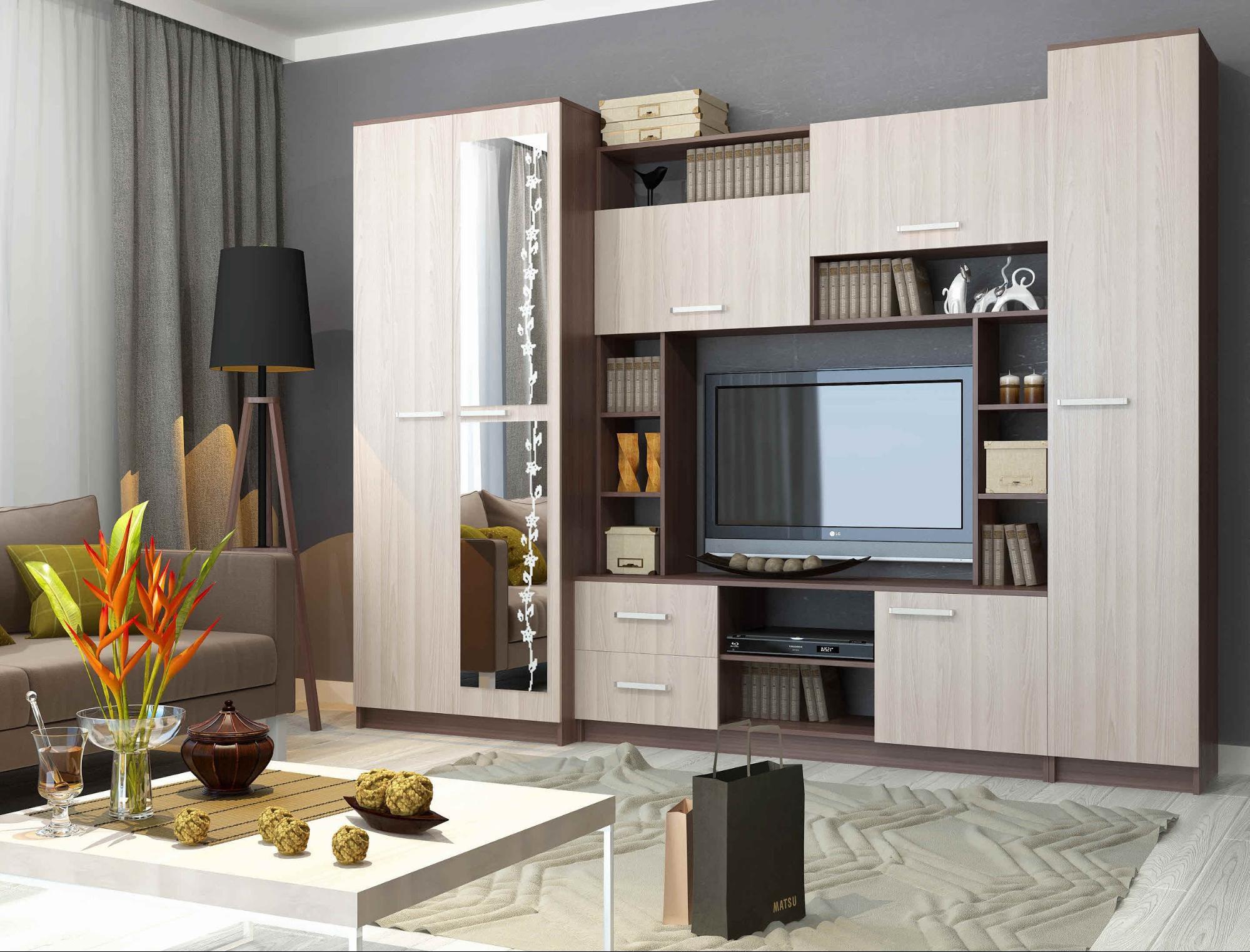 горки в гостиную в современном стиле фото цена