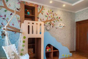 Жидкие обои: фото интерьеров в обычных квартирах, как их наносить на стену своими руками, цена и расход на квадратный метр