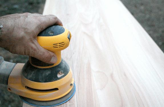 Подготовка доски и брусков