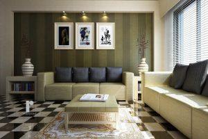 Обои в зал в квартире: фото дизайнов интерьера, комбинированные варианты, сочетания цветов