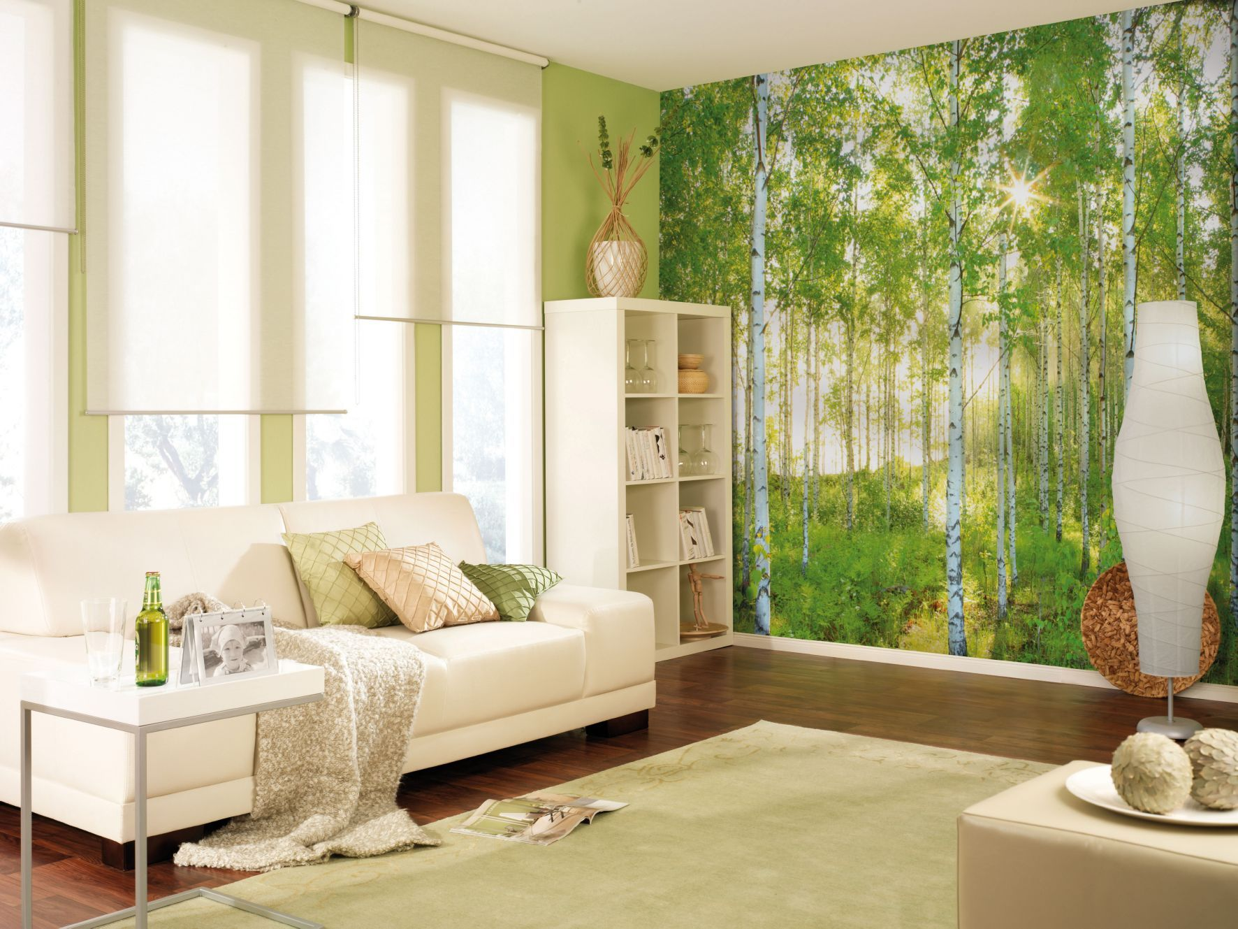 фотообои лес интернет магазин таблице