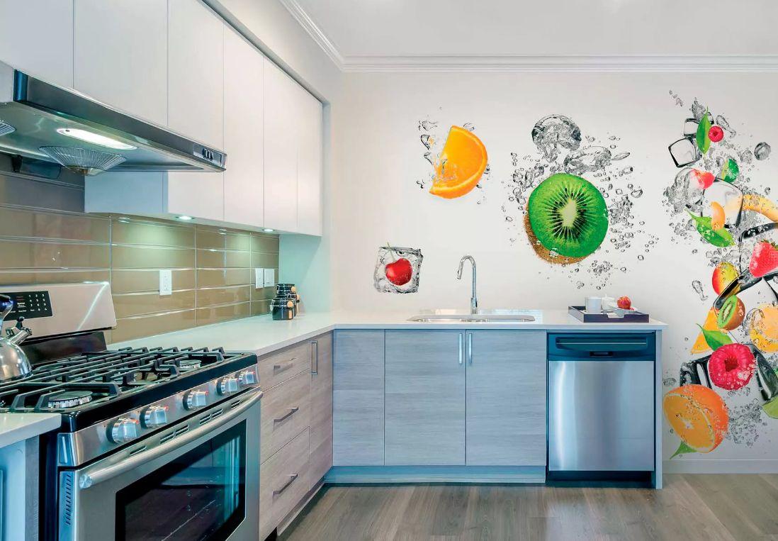 кухни картинки интерьере обои в
