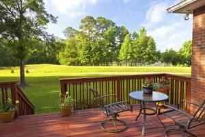 Оформление, интерьер и дизайн террасы в загородном доме – 45 фото и 7 идей в современном стиле!