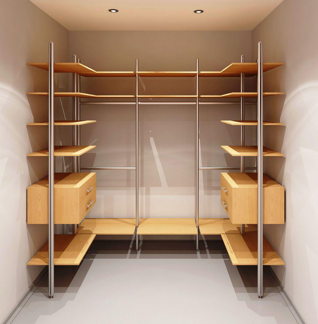 Как создать красивую гардеробную комнату своими руками for i.