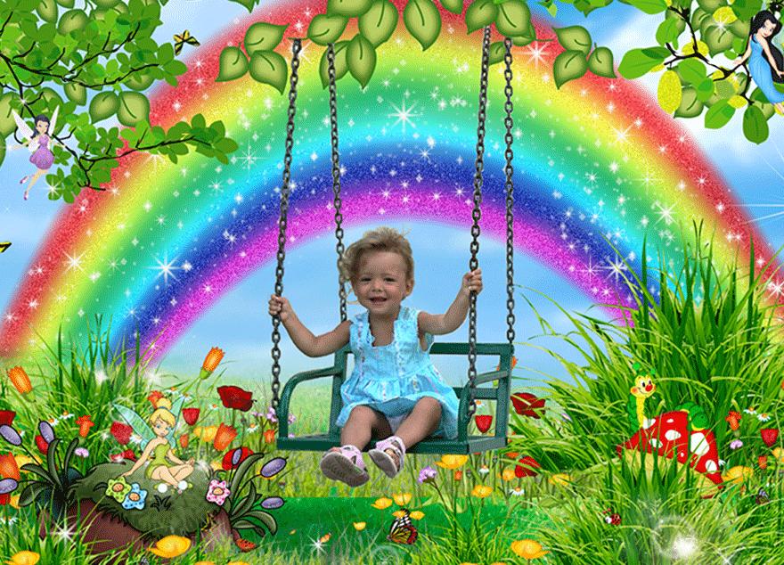 Дети детский сад анимация картинки
