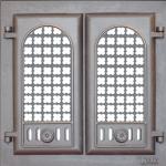 топочная дверца