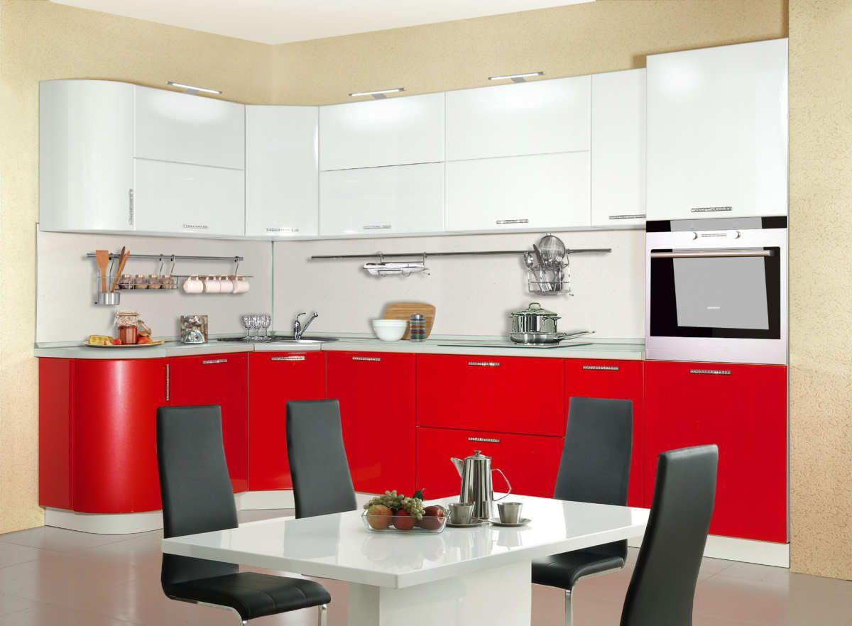 выпечка дизайн двухцветной кухни фото них дочь
