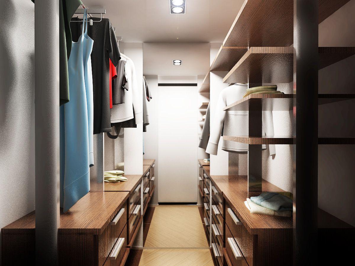 Схема гардеробной своими руками фото 848