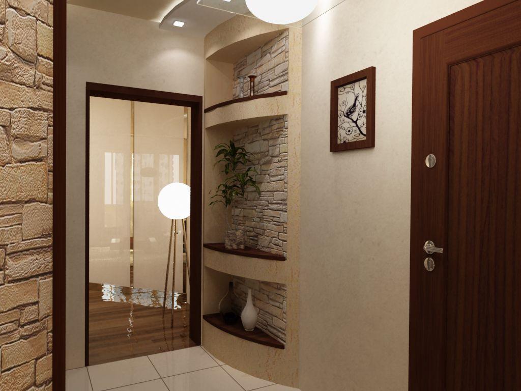 Квартира коридор картинки