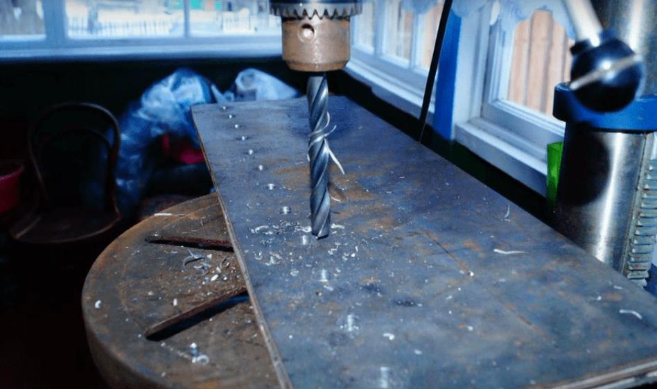 Разборный мангал своими руками из металла размеры 198