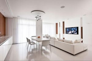 Интерьеры квартир в современном стиле – фото 136 идей оформления 2020-2021