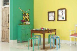 Как покрасить обои под покраску: фото в интерьере, плюсы и минусы, особенности выбора, материалы и инструменты