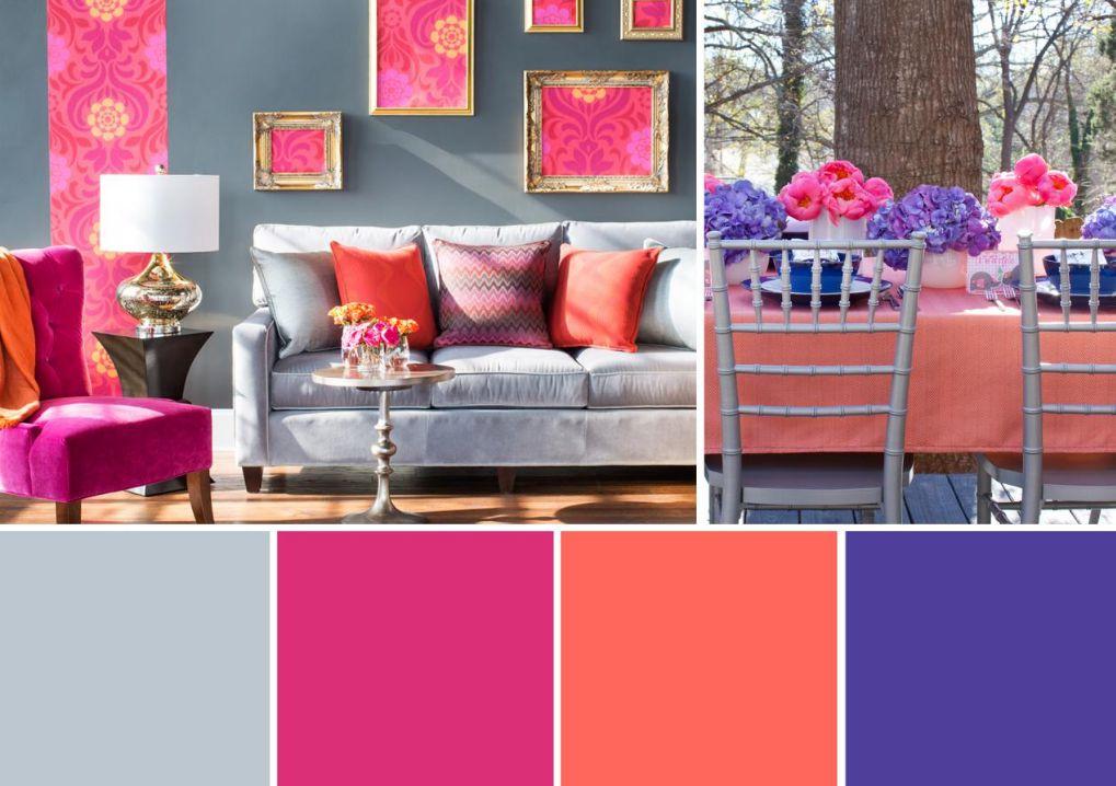 Цветовая гамма при обустройстве квартиры