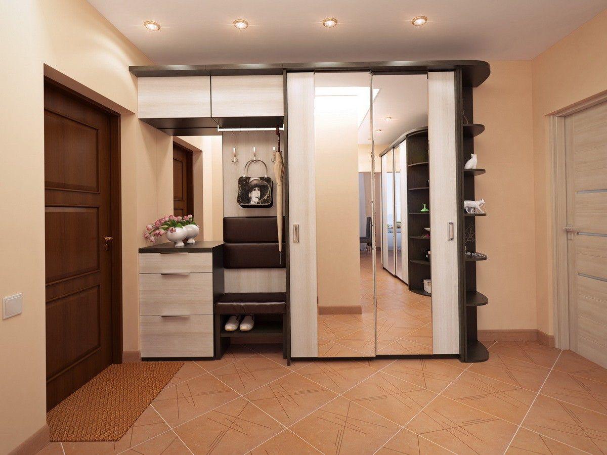 Шкафы купе фото современные в коридор она