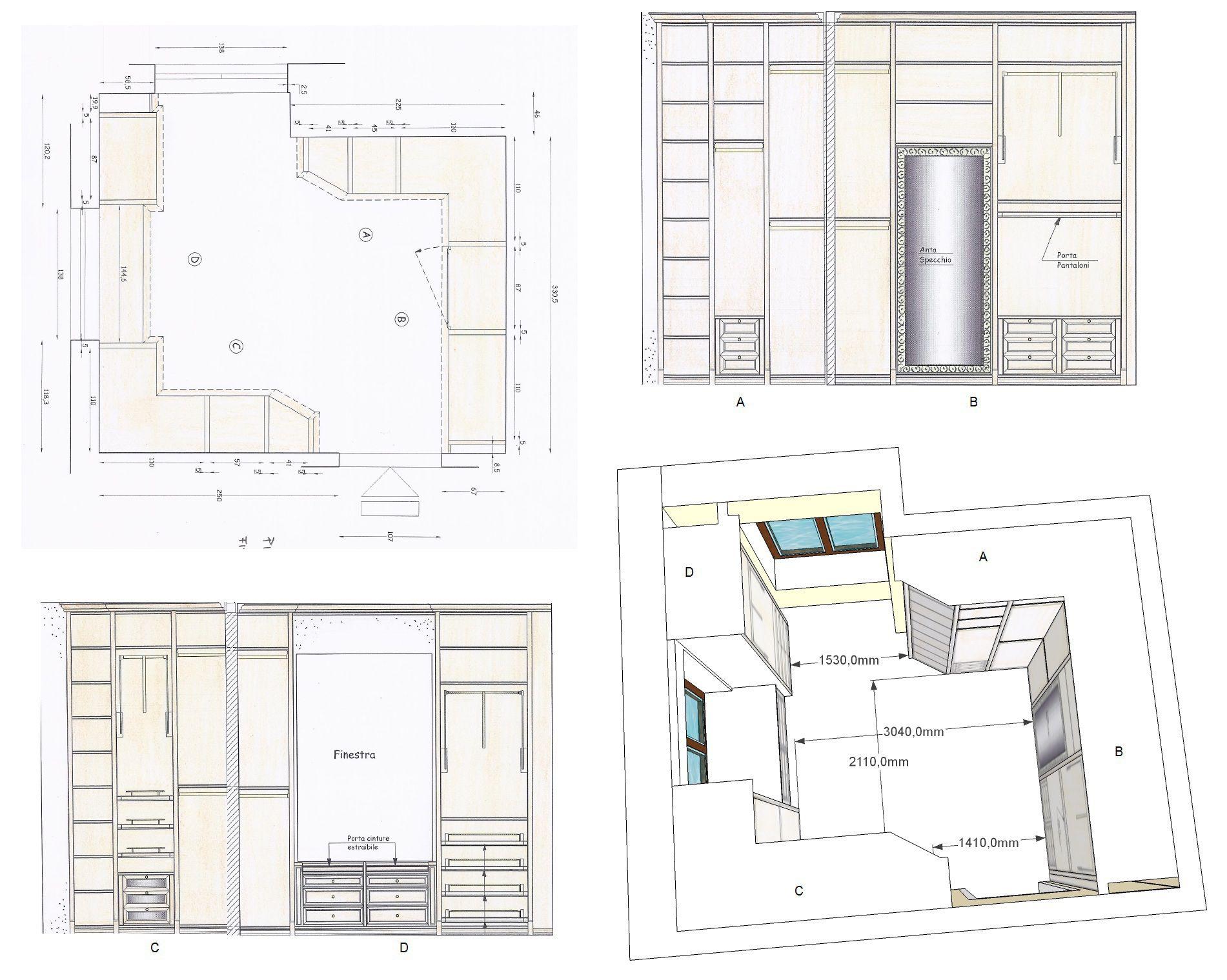 Гардеробные комнаты: дизайн проекты, фото, своими руками из .